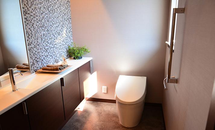 トイレをおしゃれに使いやすく!すっきり収納アイデア