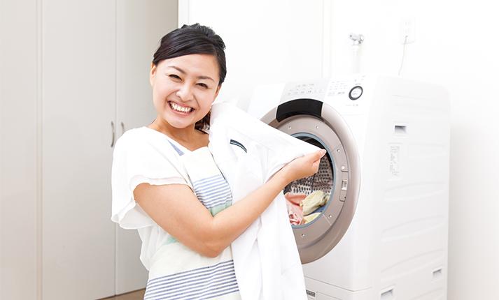 洗濯槽に付着したカビを根こそぎ取る掃除テクニック
