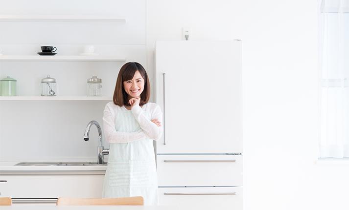 風水に基づいた開運片づけ術【キッチン編】
