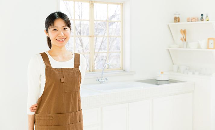 快適な水回りをつくるリフォームの秘訣【キッチン編】