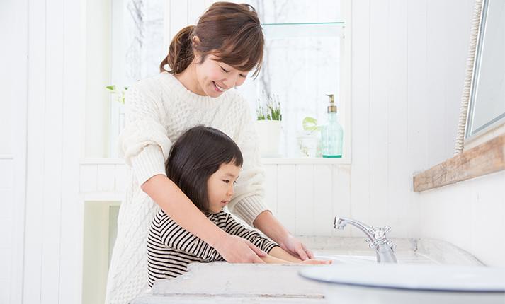 快適な水回りをつくるリフォームの秘訣【洗面所編】