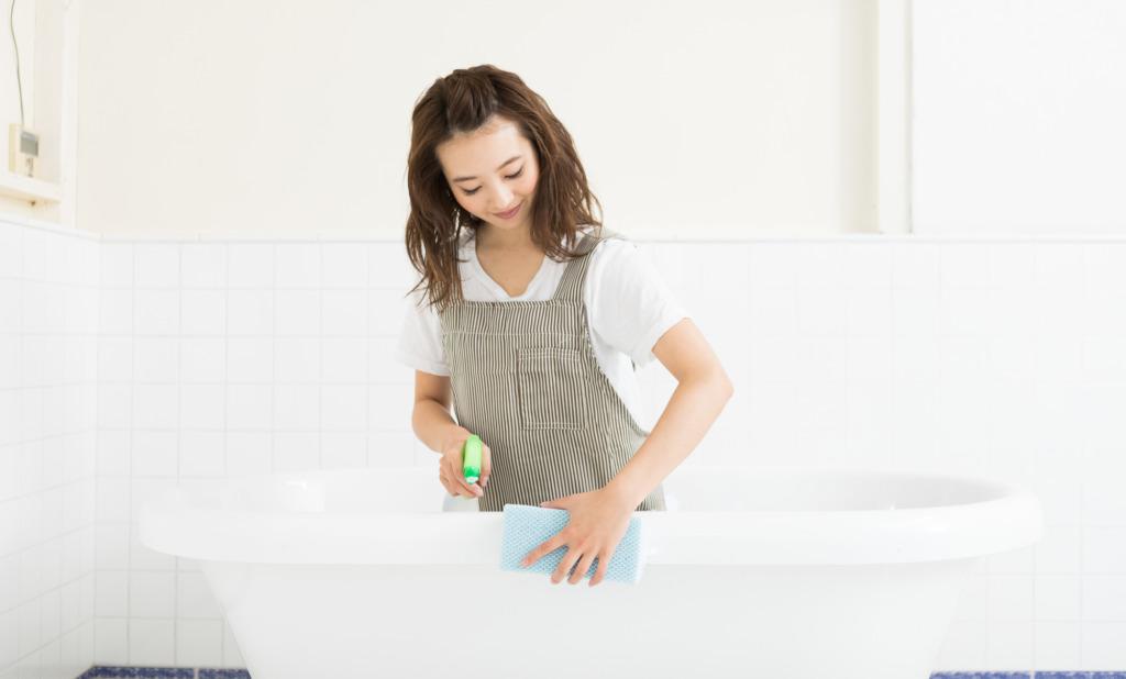 細菌の増殖を防ぐ効率的な風呂釜洗浄の方法